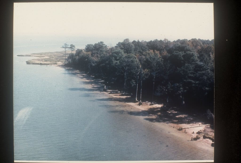 Ragged Island where bodies found