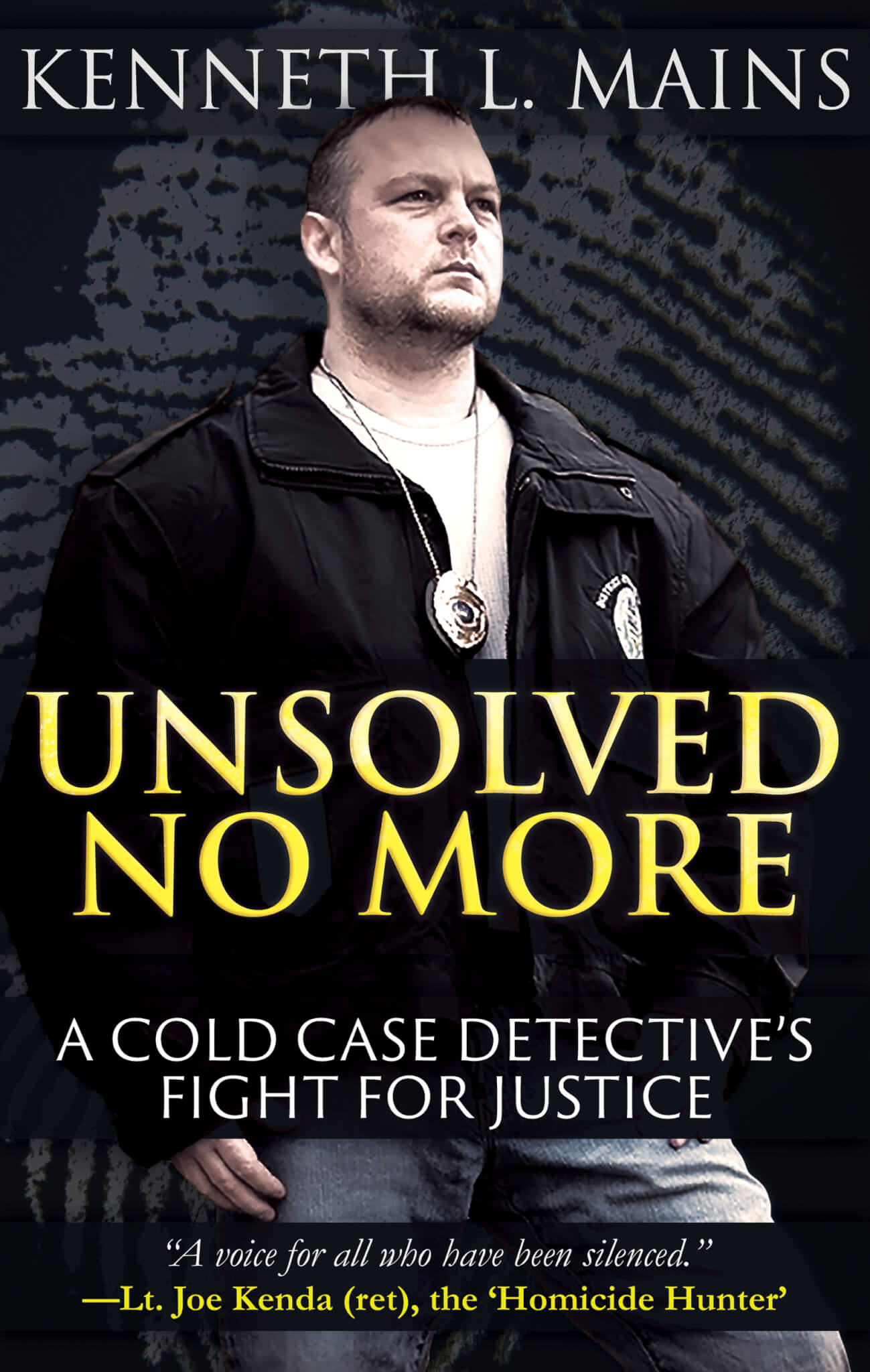 A Cold Case Detective's Journey Is Brought To Life In