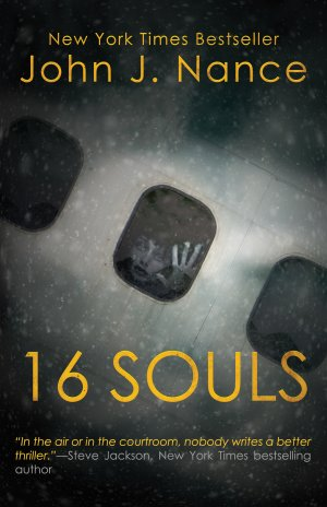 16 SOULS:  Thriller Books Available