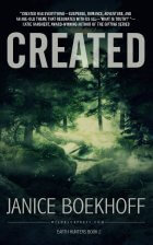 Author Janice Boekhoff Continues Her Earth Hunter Series With CREATED