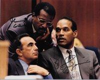 Court Room Autographs