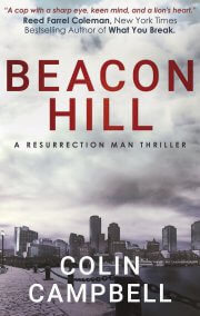 Beacon Hill Kindle Cover