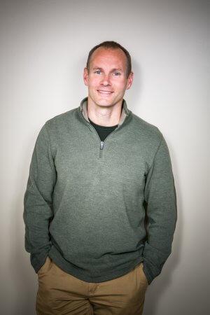 Author Craig Holt