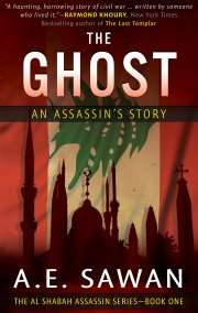 THE GHOST Kindle Cover