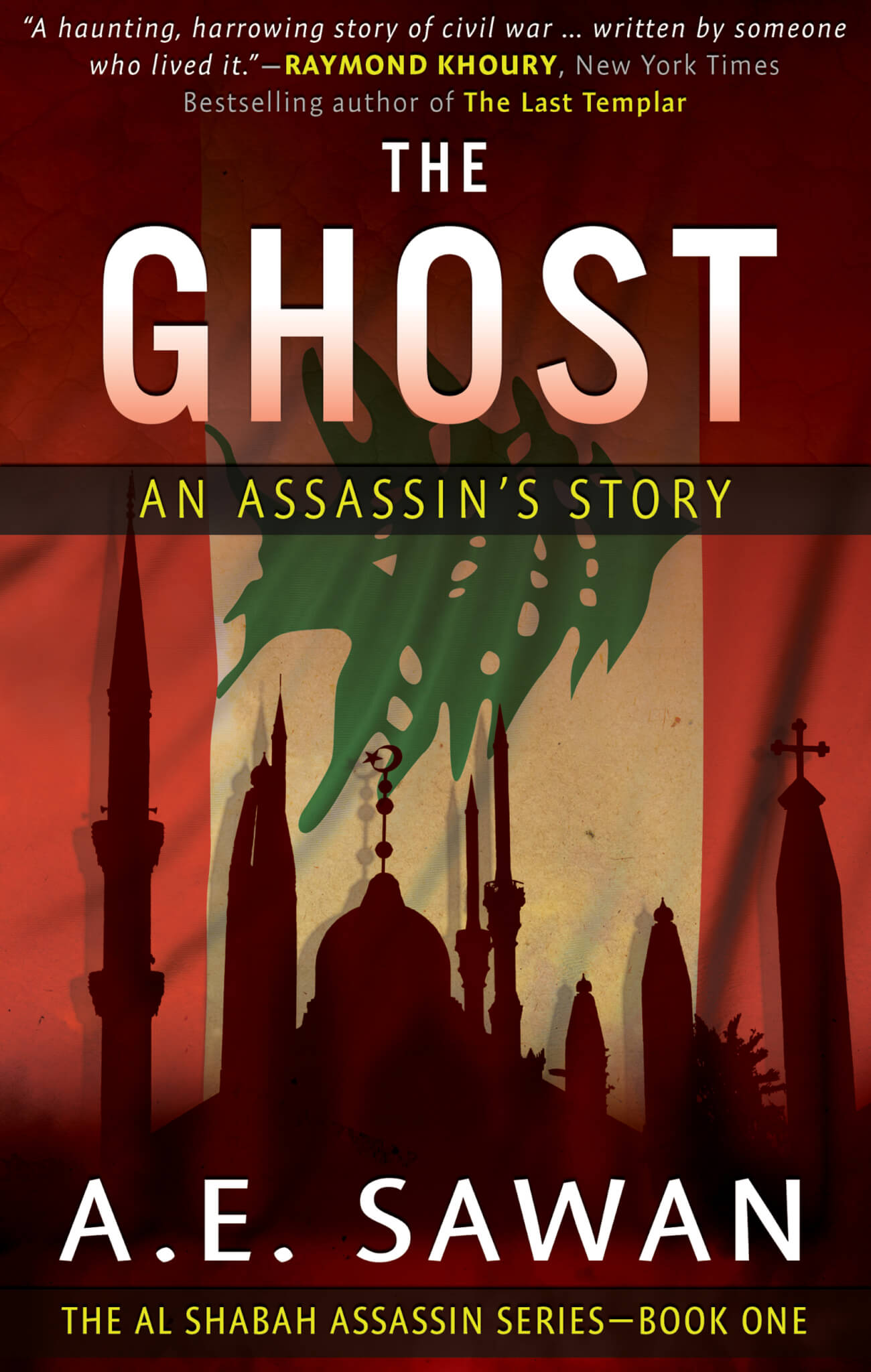 AE Sawan Presents A Story Of Obsession And Revenge In THE GHOST