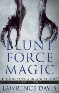 Blunt Force Magic Kindle Cover