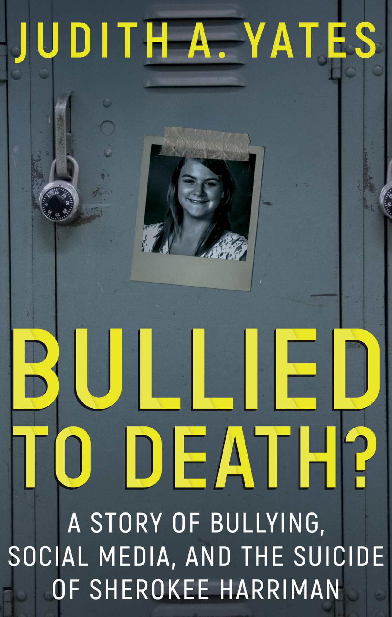 BULLIED TO DEATH Kindle Cover