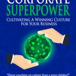 CORPORATE SUPERPOWER Kindle Cover