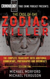 Zodiac Killer Kindle Cover