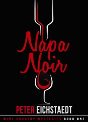 Napa Noir Kindle Cover