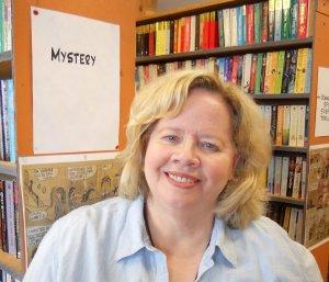 Author Rebecca Morris