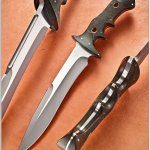 [VIDEO] James Byron Huggins' Thriller THE RECKONING Features Jim Hammond's 'Dragon' Fighting Knife