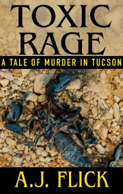 TOXIC RAGE Kindle Cover
