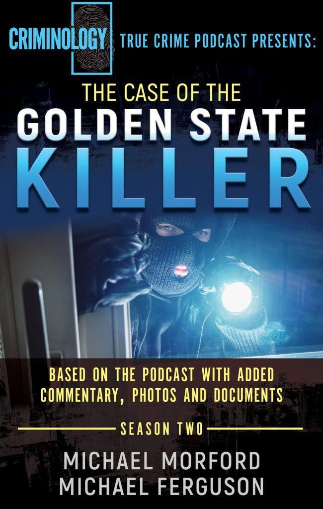 Golden State Killer Kindle Cover