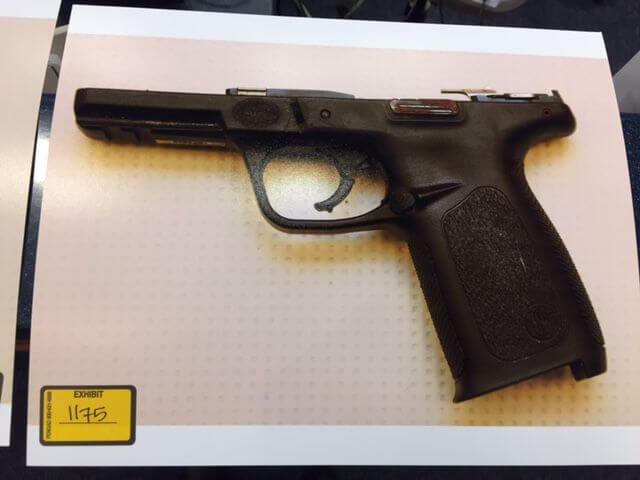 Gun - SD 9. Evidence