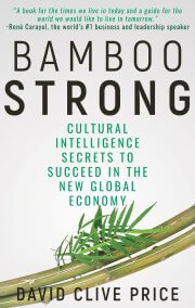 BAMBOO STRONG Kindle Cover