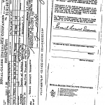 A copy of a check from Suffolk County in 1979 sent to Mr. Sommer in prison further proves his innocence. His arrest was both unlawful and criminal in nature. Seeking another appeal with the check as leverage, an appellate court claimed the money was for damages, not a settlement. Ironically, Mr. Sommer's 1969 victorious Huntley Hearing was based on the same admission, meaning his unlawful arrest superseded any recognition of damages. Further appeals were repeatedly delayed or ignored before his release in 1991.