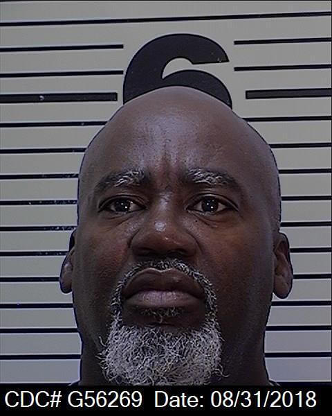 Shown here in 2018, John F. Kennedy is one of more than 700 inmates on death row at San Quentin. Photo by CDCR