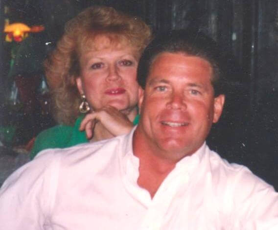 Jon Jarvi, who was murdered in Mexico in 2003, was a ladies' man. Pictured here with a friend, Jon was also very close with his mother, Betty. Photo courtesy of Betty Jarvi