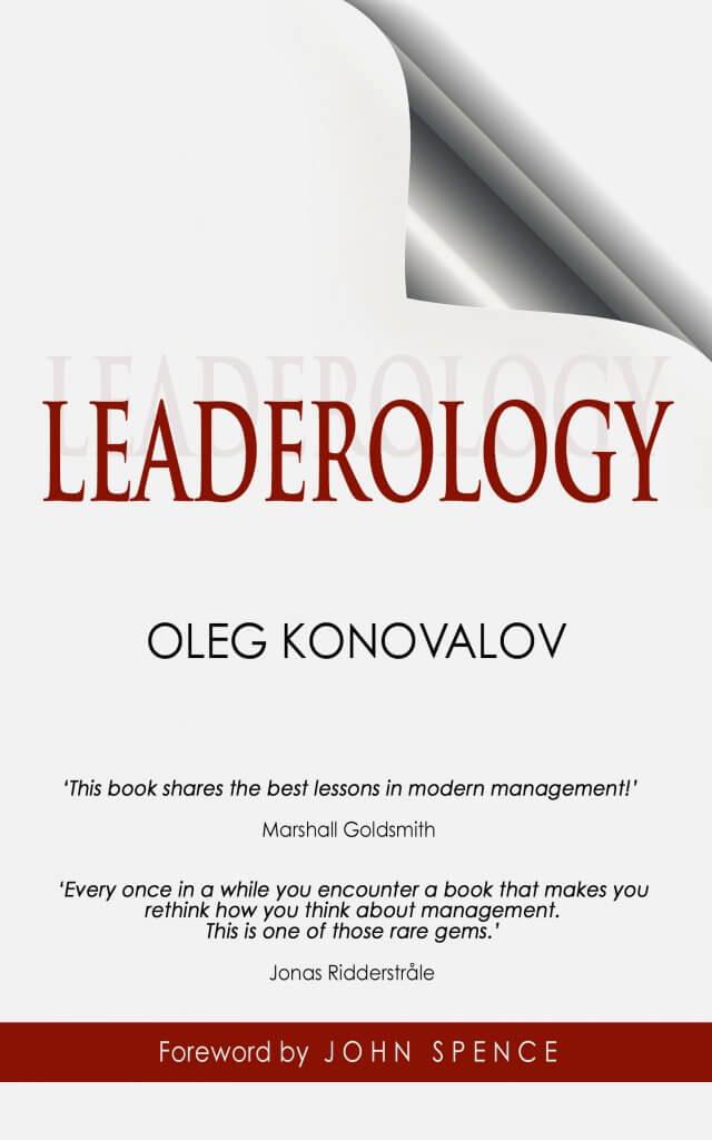 LEADEROLOGY Oleg Konovalov