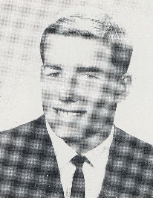 "Tom was voted ""Best Looking"" during his senior year at San Dieguito Union High School in Encinitas, California, in 1965."