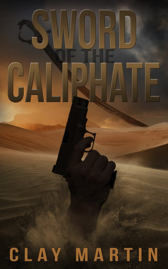 SWORD OF THE CALIPHATE Kindle Cover