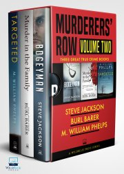 Murderers' Row True Crime Box Set