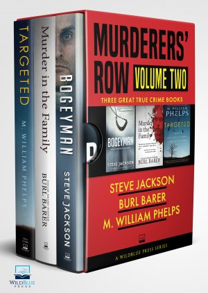 Murderers Row Volume Two:  True Crime Books Available