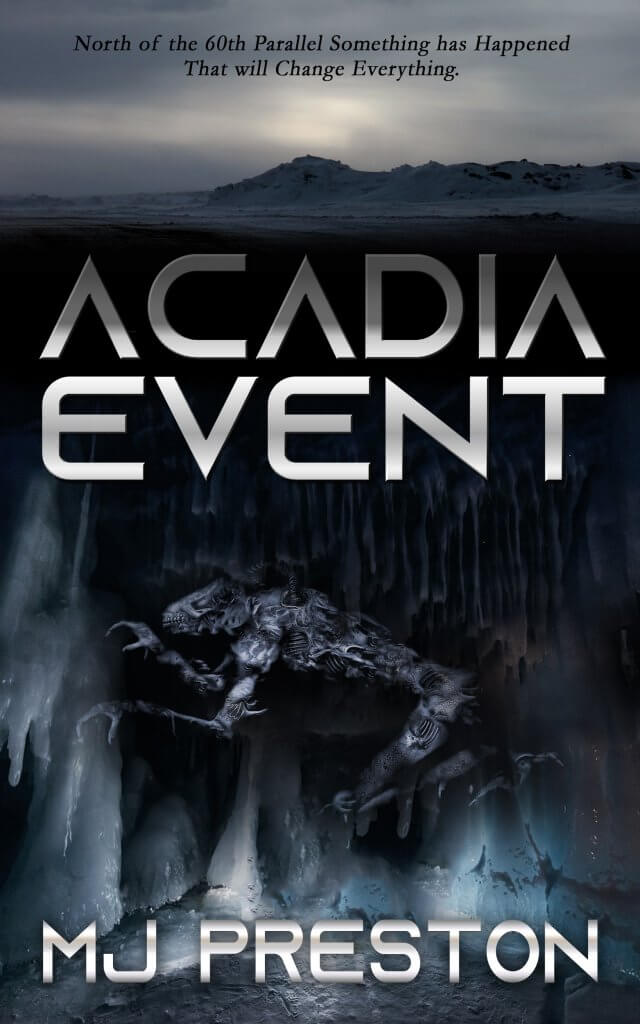 ACADIA EVENT Kindle Cover