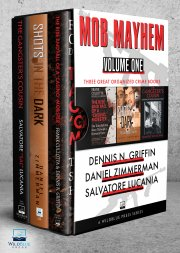 Mob Mayhem Kindle Cover