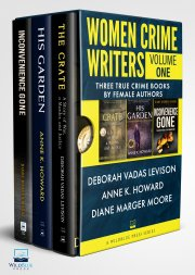 Women Crime Writers Kindle Cover