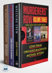 MURDERERS' ROW Volume Three