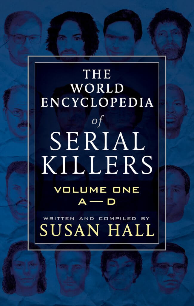 THE WORLD ENCYCLOPEDIA OF SERIAL KILLERS Kindle Cover