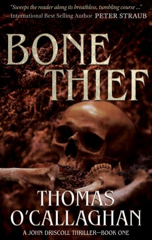 Bone Thief:  Thriller Books Available