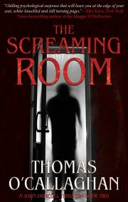 The Screaming Room Kindle Cover
