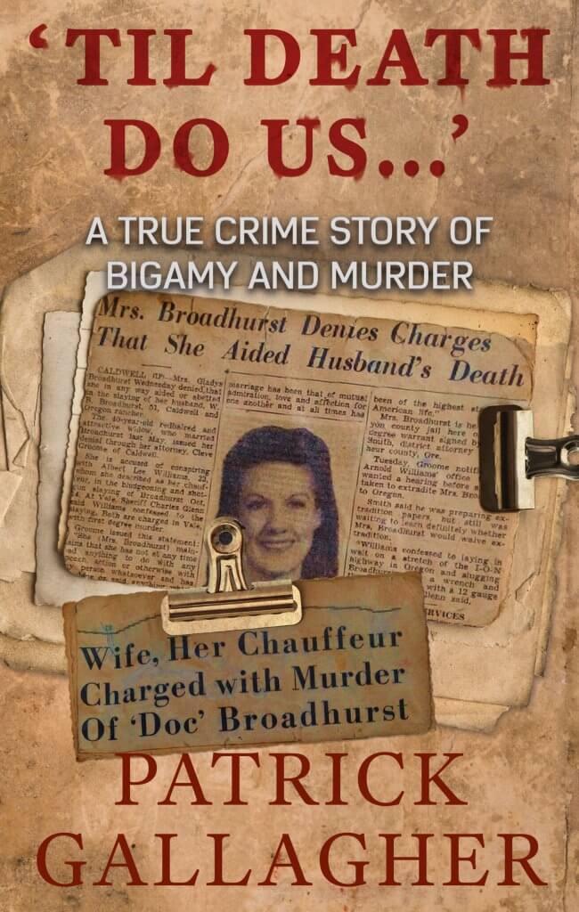 'TIL DEATH DO US...' Kindle Cover