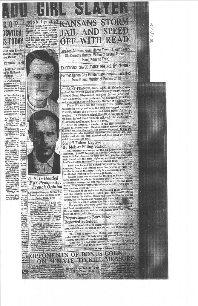 Article 7 - The Rocky Mountain News, Denver, CO