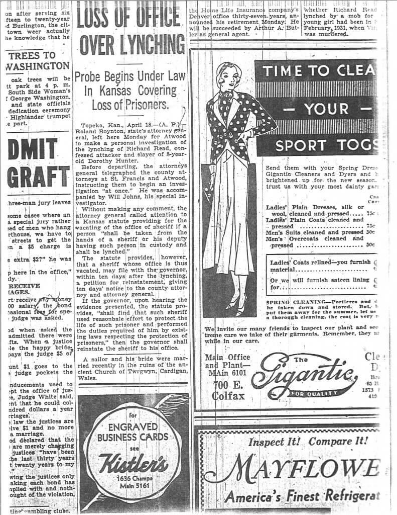 Article 8 - The Denver Post, Denver, CO