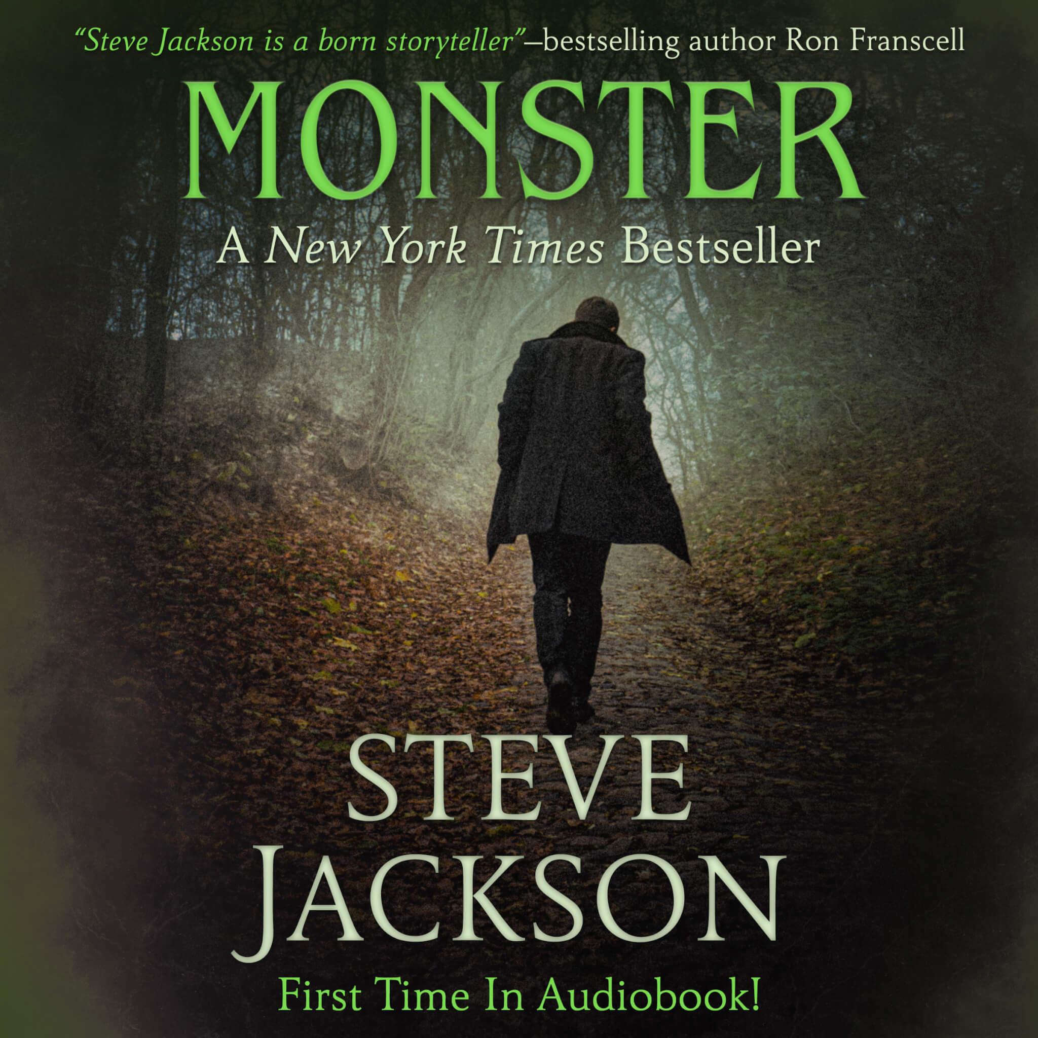 Steve Jackson MONSTER ACX Cover