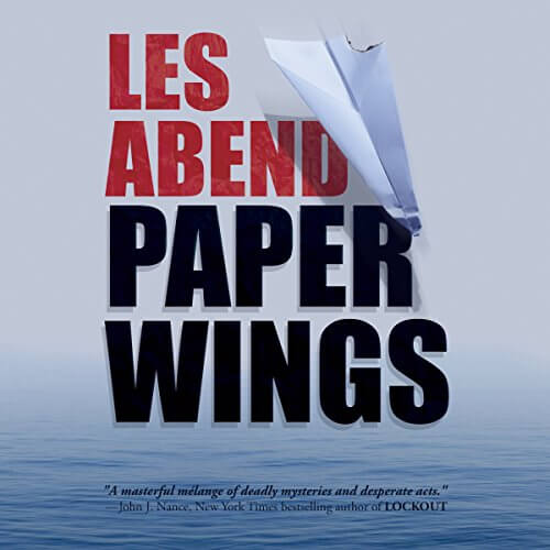 Paper Wings by Les Abend