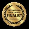 International Book Awards Finalist Award