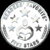 Readers' Favorite Five Star Review Seal