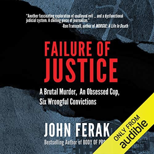 Failure of Justice by John Ferak