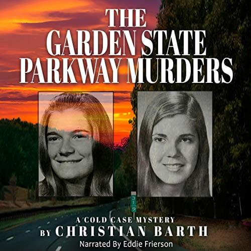 The Garden State Parkway Murders Christian Barth Audiobook Cover