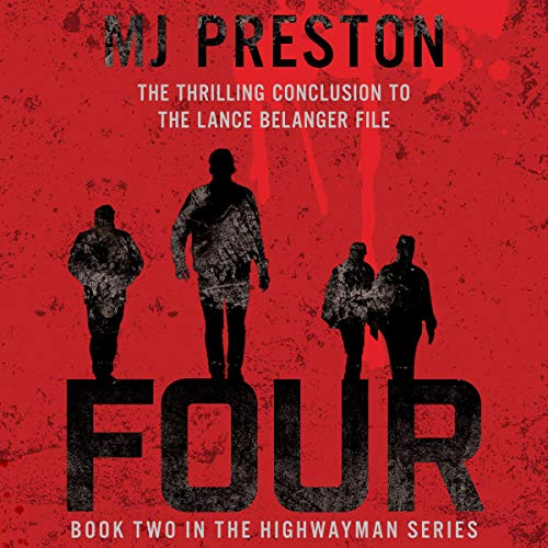 Four Highwayman Series MJ Preston Audiobook Cover