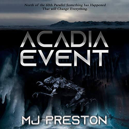 Acadia Event MJ Preston Audiobook Cover