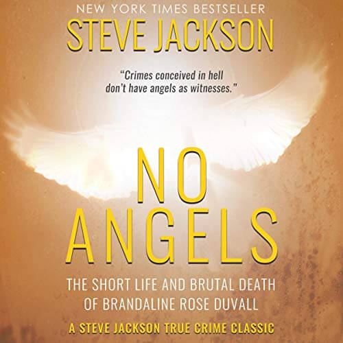 No Angels Steve Jackson Audiobook Cover