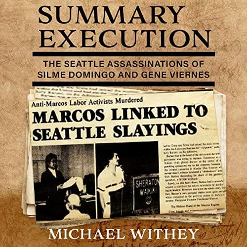 Summary Execution Michael Withey Audiobook Cover
