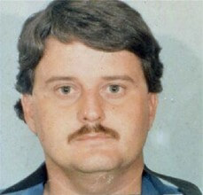 "Bobby Joe Long (""The Classified Ad Rapist"") Two death sentences were overturned but he received a third death sentence on 7/21/1989 for his last murder, known victim #10. His guilt was never in question, but Long continued his lengthy appeals and trial proceedings in an unsuccessful effort to eliminate the death penalty. He was executed by lethal injection on 5/23/2019 at age, 65. (Photo: FLDOC)"