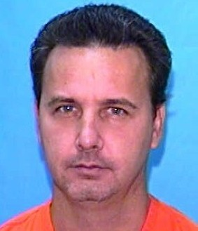 "Gary Ray Bowles (""The I-95 Killer"") was placed on the FBI's Most Wanted list while on the run in 1992. Most likely, the violence and over-kill exhibited during his killing spree created the urgency to quickly locate and apprehend him. (Photo: FDOC)"